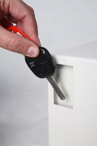 KS0031E MKII - Cofre/armário de proteção e gestão de chaves - 30