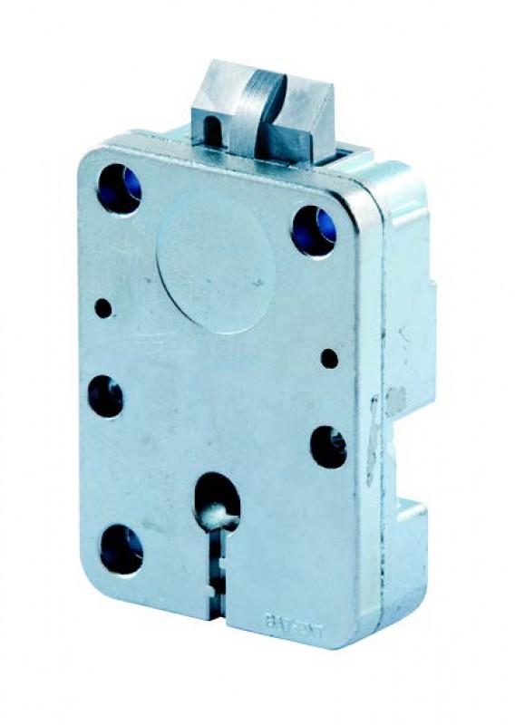 EM3550-S-EVO Fechadura de trinco/bloqueio deslizante.